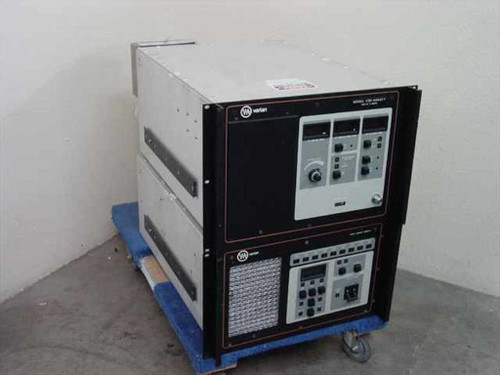 Varian CPI 700W C-Band TWTA and Power Supply VZC -AS-IS (VZC-6965)