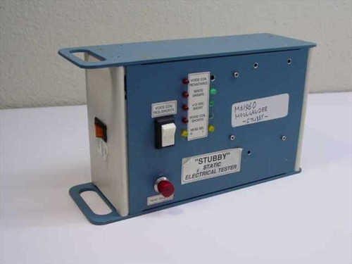 Generic Static Electrical Tester (M31460)