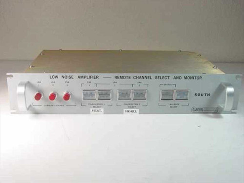 LNR Communications Low Noise Amplifier - Remote Channel Select and Mo 51029