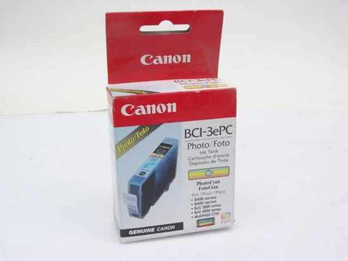 Canon Photo Ink Tank Cyan (BCI-3ePC)