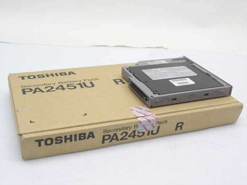 Toshiba PA2451U / PA2492U Secondary Battery Pack for Laptop