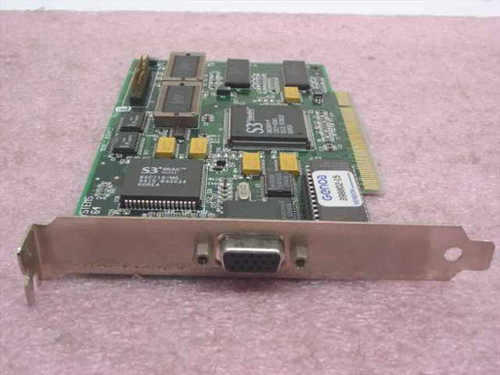 Genoa Phantom 64 Video Card S3Vision864 86C864-P 8864PCI