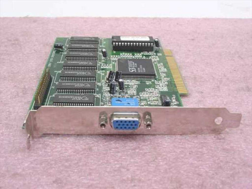 STB Systems Virge/GX PCI Video Card 05C4BB (1X0-0489-305)