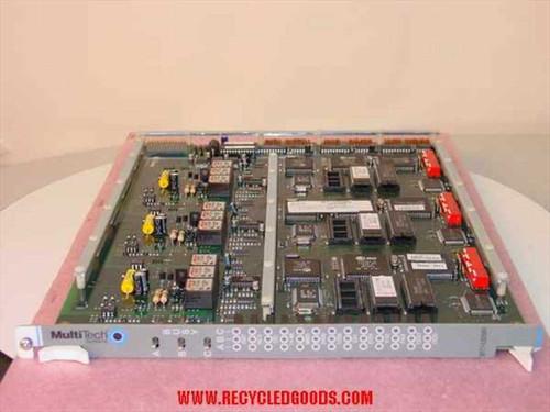 MultiTech System Triple Modem for MMM CC4800 Rack MT1432MR