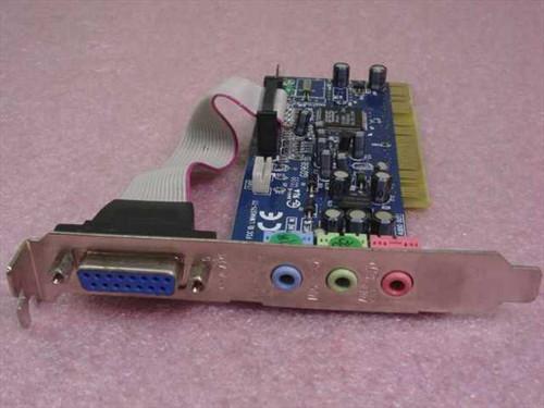 ESS PCI Sound Card w/ Game Port - A571-T70 (ES1989S)