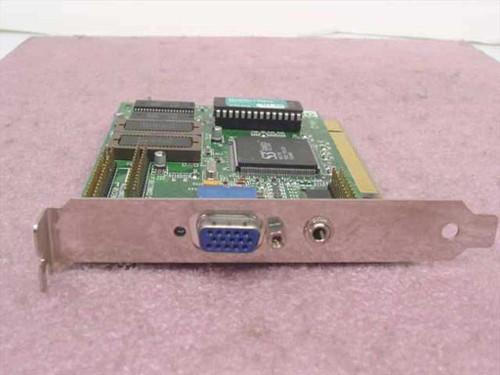 Diamond PCI Video Card V1.06 (Stealth 64 Video 2001)