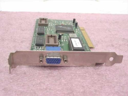 Compaq PCI Video Card - STB 1X0-0443-002 (273761-001)