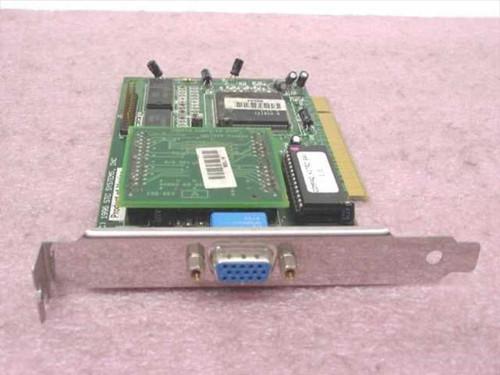 Compaq PCI Video Card STB 1X0-0403-007 (247425-001)