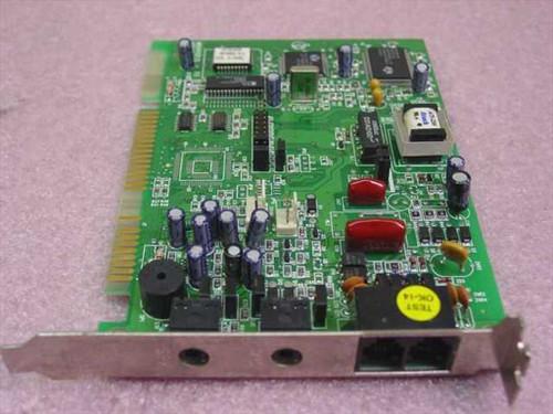 Rockwell Internal Fax/Modem ISA Jump Card MR56PVSP/2