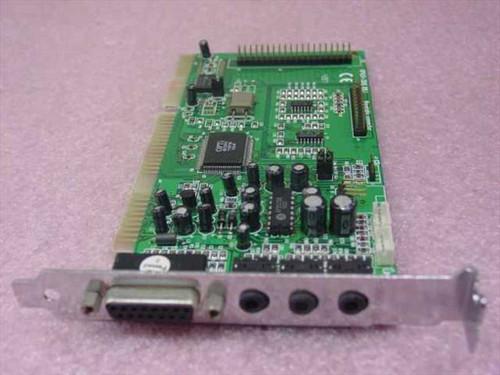 Opti ISA Sound Card (MF-009)