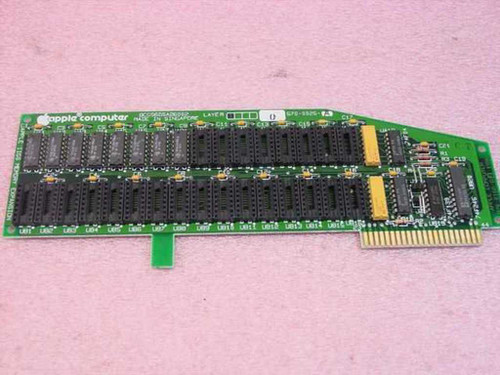 Apple IIGS 2GS Memory Expansion Card BCGS6DSA26002 (820-0166-B)