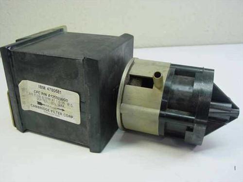 Cambridge Filter Corp. Air Filter 4780581