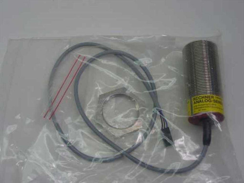 Rechner Proximity Switch Capacitive Flush Mount PNP FSI Po (KAS-80-30-IL-M32)
