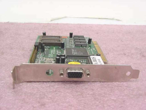 S3 PCI Video Card Trio64V& VGA BIOS Ver. 1.02-02 9503-56