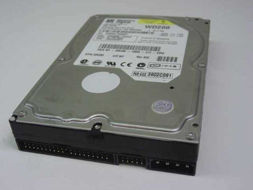 "Dell 2K220 20GB 3.5"" IDE Hard Drive - Western Digital WD200BB-75CAAO"
