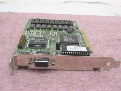 ATI Mach64 PCI 1MB Video Card 109-2540-43