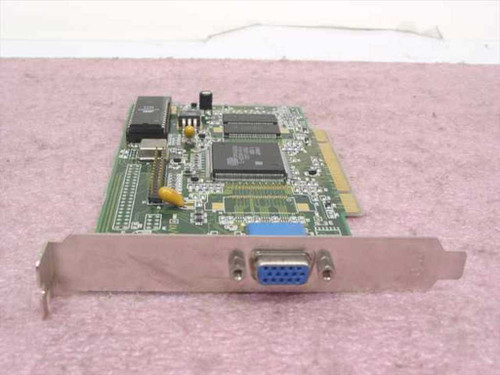 Cirrus Logic PCI Video Card (AL5434PPR03)
