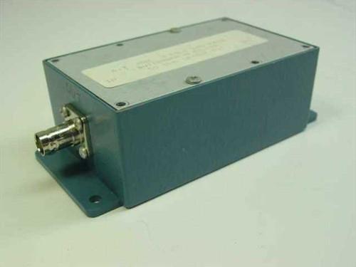 Custom Butterworth Filter 3 Pole (6.7 MHz)