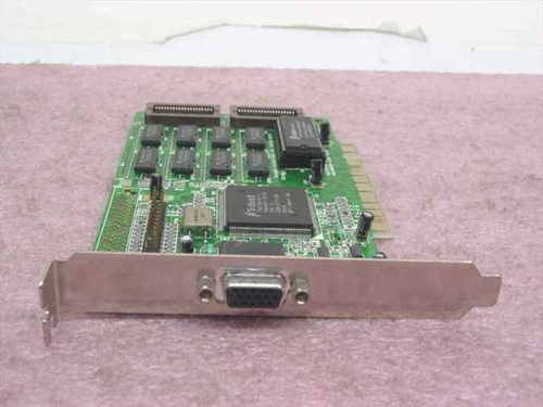 Union Trident PCI Video Card (4495)