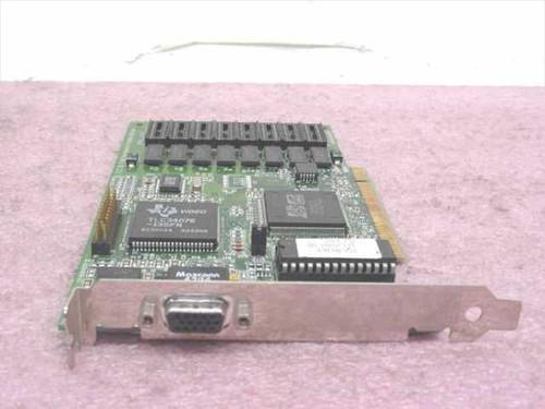 ATI PCI Mach 64 Video Card 1022542742 109-25400-41