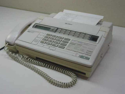 Quasar Telephone Answering System with Facsimile - Missin (PAX600H)