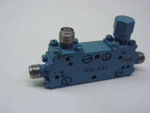 Triangle Microwave Directional Coupler CO-361