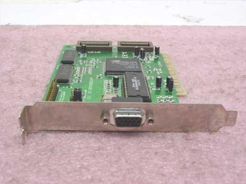 Cirrus Logic PCI Video Card (CL5446P)