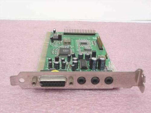 Opti ISA Sound Card OP931-3DIS