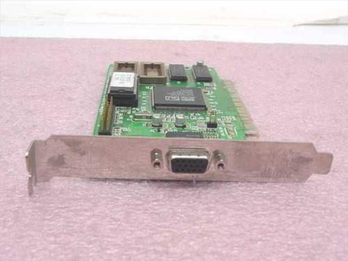 ATI PCI Mach64 113-32102-105 (C) 1995 1MB Video Card (109-32100-20)