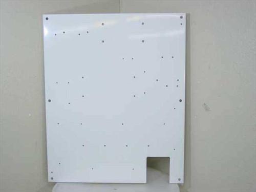 Hoffman 12 Gauge Aluminum Panel - White Enamel Finish A-36P30