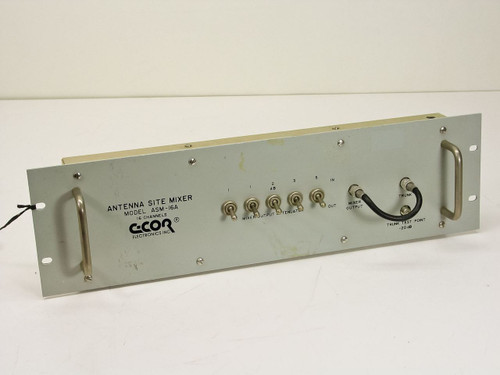 C-Cor Electronics Antenna Site Mixer, 16 channel, Rack Mounted ASM-16A