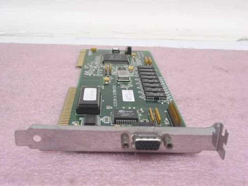 Western Digital ISA/VLB Video Card (1X0-0247-007)