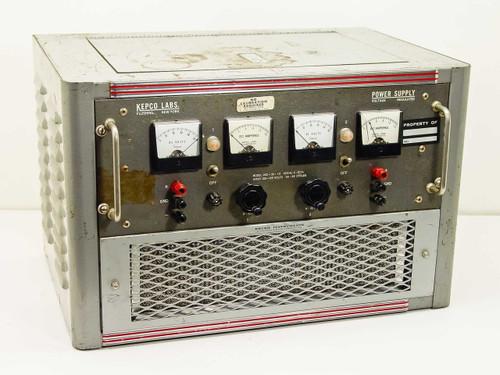 KEPCO Labs Dual source PS 0-36 volts, 0-1.5 amps (2SC-32-1.5)