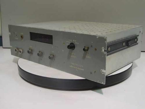 Military Range Timing Radio Receiver PMR/TQR-3/U