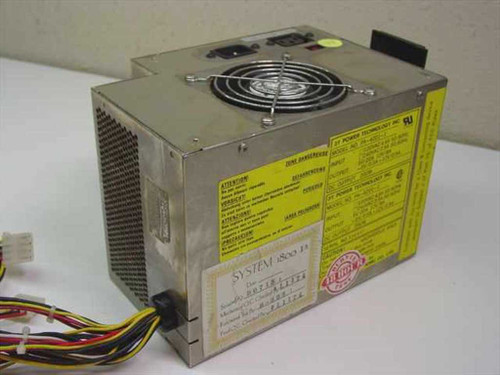 3Y Power Technology Inc 200 Watt Vintage IBM AT Form Factor Power Supply