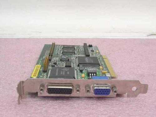 HP PCI Video Card - MGA-MIL/2/HP3 (5063-8777)
