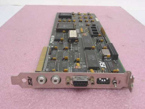 AST AST-3G Plus ISA 8-Bit CGA Color Computer Graphics Card Long Video Card