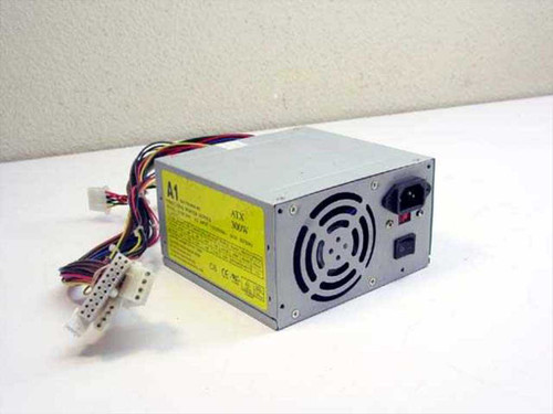 Power Man ATX Power Supply 220 Watts (IVV-ISP250A2-0)