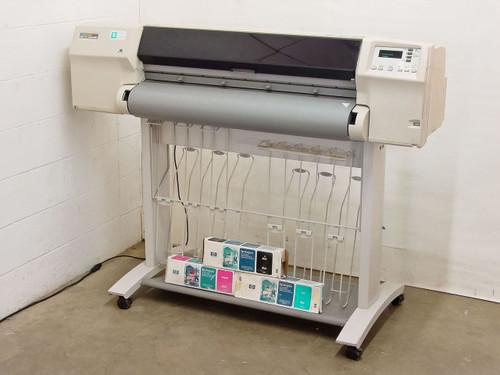 HP DesignJet 2500cp Color Plotter - Printer C4704A