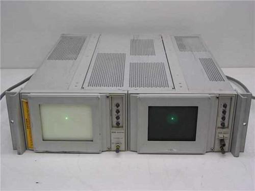 Tektronix Monitor & Storage Monitor, Rackmont (606A & 607A)
