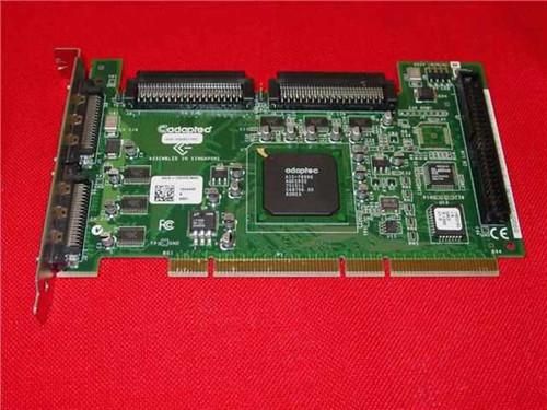 Adaptec AHA-3960D/MAC / Ultra 160 Dual SCSI Controller for G4