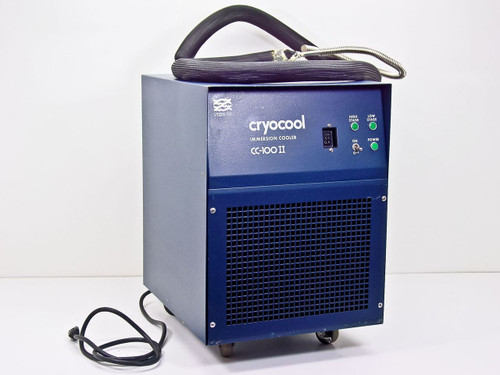 "Neslab CC-100 II Cryocool Immersion Cooler 24""x0.625"" Probe 115VAC *AS-IS*"