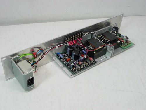 Power One Rackmount Power Supply &/-12VDC & 24VDC HAA15-0.8-A / HB24 1.2-A