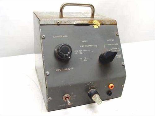 Douglas Aircraft Test Module Amp Demod - Vintage 1A10571