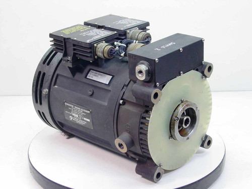 Pacific Scientific 5371 28 VDC 400 Amp Generator Engine Accessory for Tank