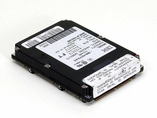 "IBM 172MB 2.5"" IDE Laptop Hard Drive (84G1201)"