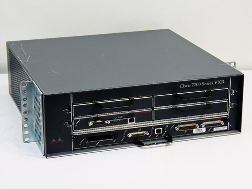 Cisco Systems Rackmount Chassis w/ dual Power Supplies (7204VXR)