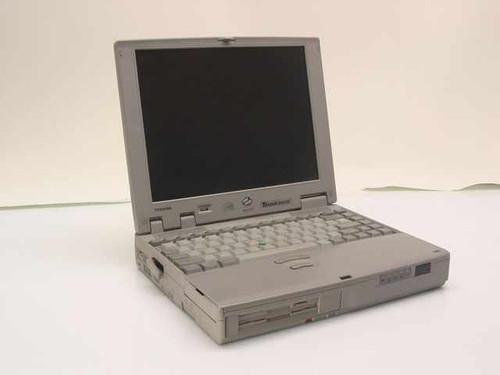 Toshiba Tecra 500CS P120/16mb/1.3gb/CD/Dual Scan PA1221U-S2A