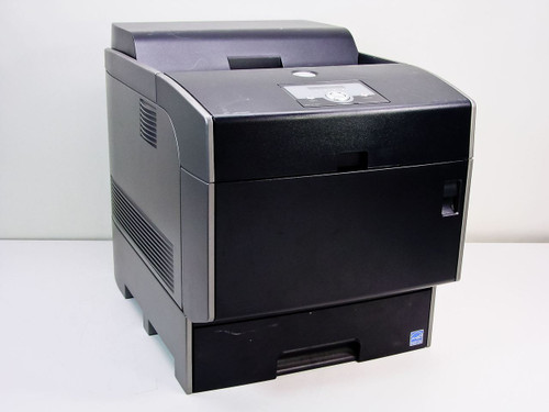 Dell 5110cn XC520 Color Laser Printer 35 ppm - AS-IS - No Toner Powers On