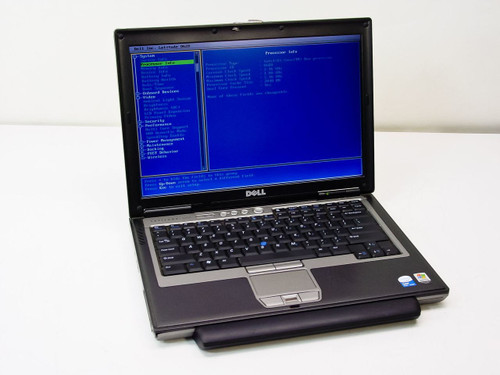 Dell Latitude, Intel Core Duo 2.16GHz, 4GB DDR2 SDRAM, (D620)